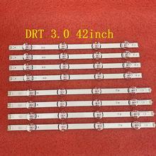 Juego de tiras de retroiluminación LED para LG 42LB5610 42LB5800 42LB585V 42LB 42LF 6916L 1709A 1710A 6916L 1957A 1956A 1956E 1957E, 40 Uds.