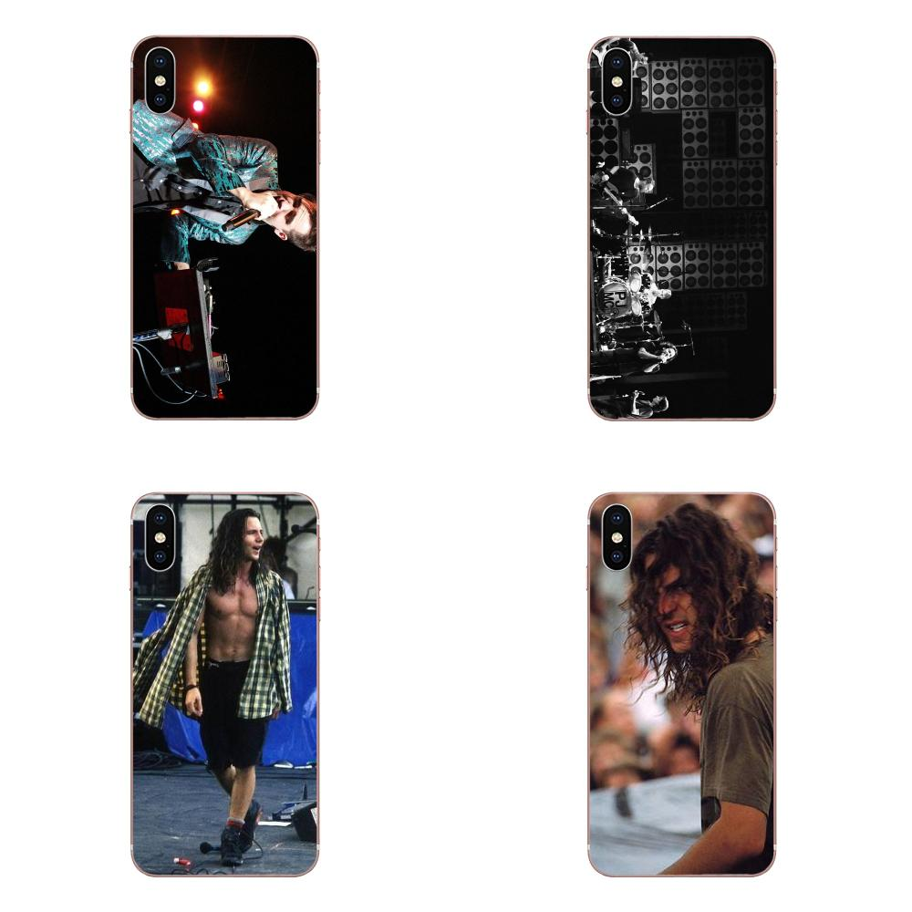 Pearl Jam Milwaukee Poster For Apple iPhone 4 4S 5 5C 5S SE 6 6S 7 8 Plus X XS Max XR TPU Soft Phone Accessories Cover Case
