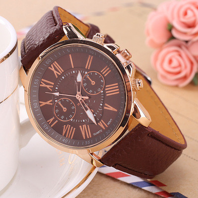 Ha9ae2b7dc9214543a5710c38fb25d137H Women Ladies Fashion Bracelet Wrist Watch Wristwatches