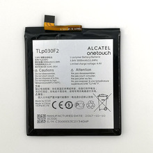 NEW Original 3000mAh TLp030F2 battery for BlackBerry DTEK60 One Touch Idol 4S OT-6070  Battery+Tracking Number