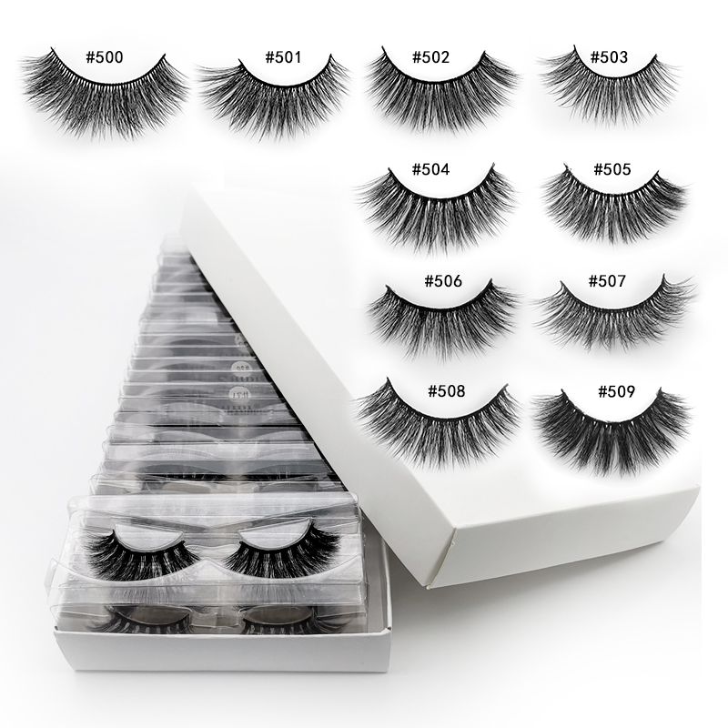 Image 2 - Eyelashes Wholesale Lashes Natur Eyelash in Bulk Mink Eyelashes Wholesale Lashes Vendor False Eyelash Lashes In Bulk faux cilsFalse Eyelashes   -