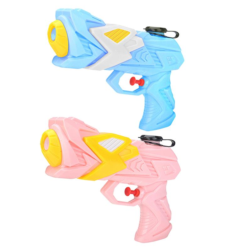 2pcs Water Shooter Toy Beach Bath Floating Toy Interesting Summer Water Soaker Playthings Cartoon Cool Water Toy