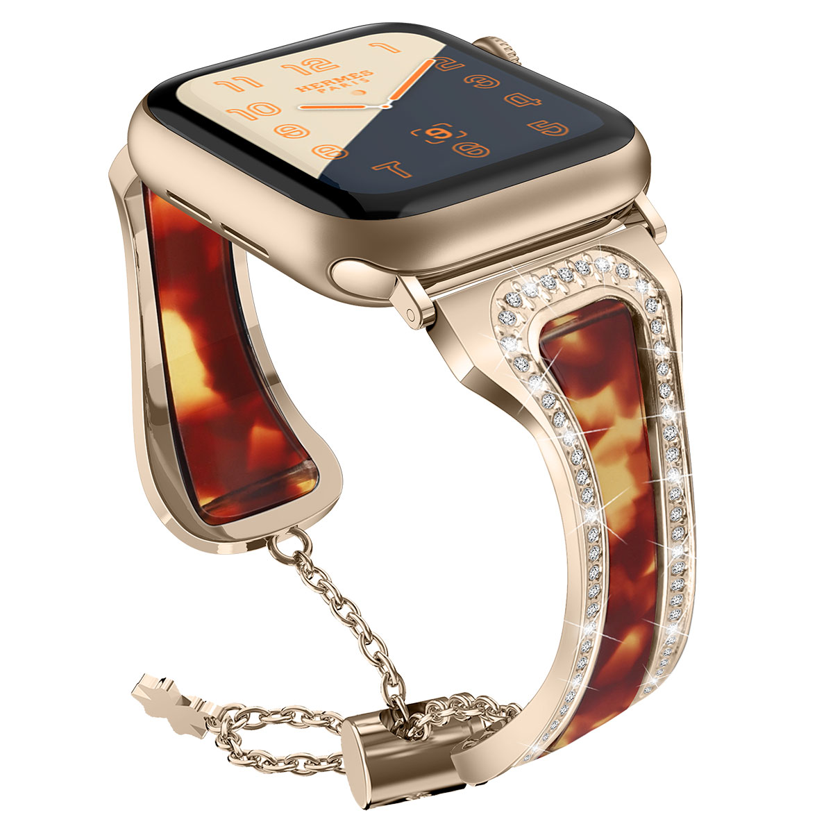 Women's Diamond Band for Apple Watch 41