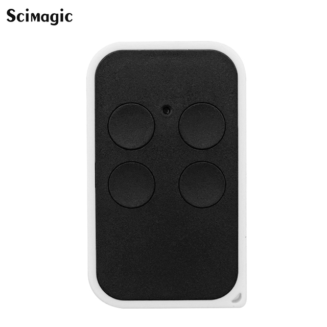 433MHz clone remote control for 433.92 287 868mhz Garage door gate remote control rolling fixed code handheld transmitter