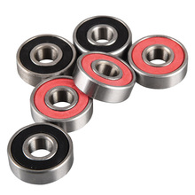 Wheel-Bearing Replacement-Parts Double-Sided-Accessories 10pcs Quiet Easy-Carry Steel