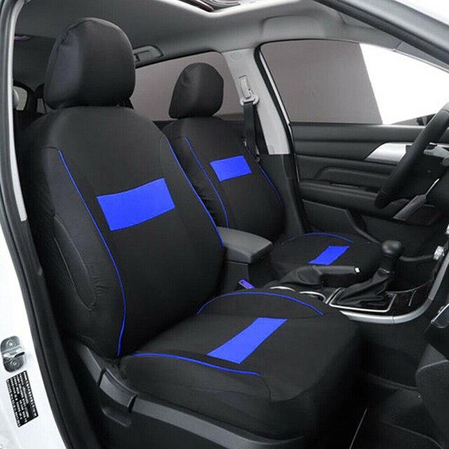 Housse de protection de siège de voiture | Accessoires universels de voiture pour Hyundai Accent KONA Santa Fe Tucson