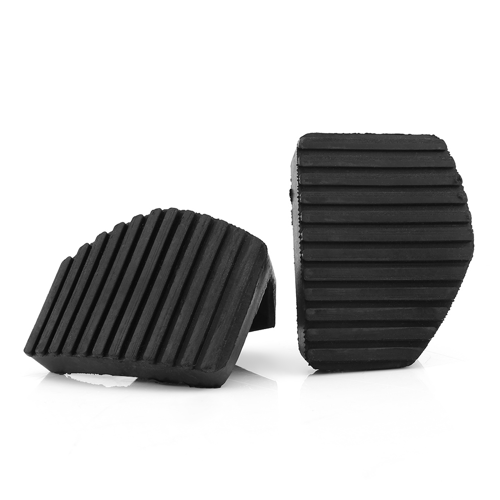1 Pair Auto Car Clutch And Brake <font><b>Pedal</b></font> Rubber Cover For <font><b>Peugeot</b></font> 1007 207 208 2008 301 307 <font><b>308</b></font> 508 For Citroen C5 C3 Picasso C6 image