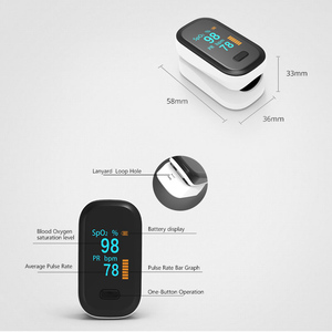 Image 5 - נייד אצבע דופק Oximeter OLED דם חמצן לב שיעור הרוויה מטר רפואי Oximetro דה dedo Saturometro צג
