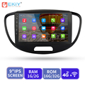 EKIY 9'' IPS 2 5 D Keine 2 Din Android Auto Radio Multimedia Player Für Hyundai Grand I10 2008 2012 audio Video GPS Navigation|Auto-Multimedia-Player|Kraftfahrzeuge und Motorräder -