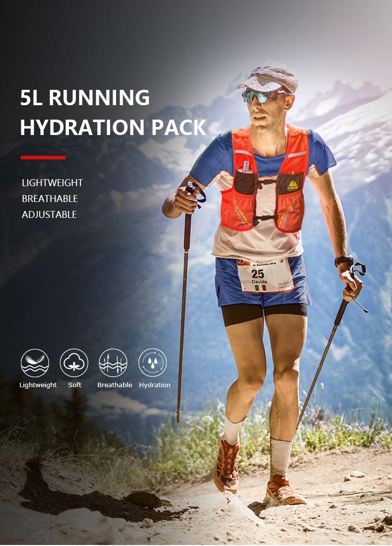 Lightweight Hiking Backpack 5L