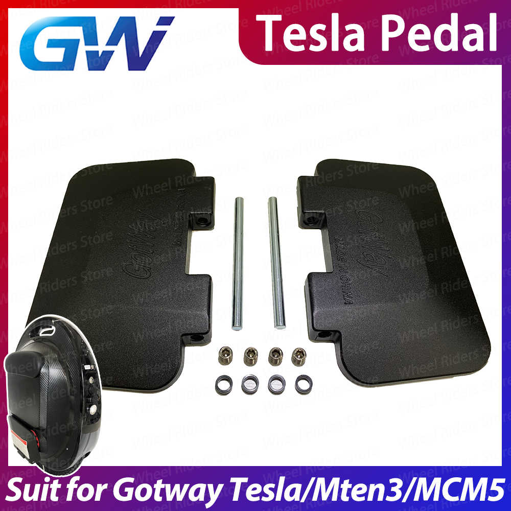 GotWay Tesla pedal arms Tesla V2 motor arms GotWay electric unicycle spare parts