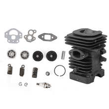 ABS Cylinder Piston Kit Accessory Replacement For Husqvarna 235 236 240 235e 236e Chainsaw Accessory With Good Durability