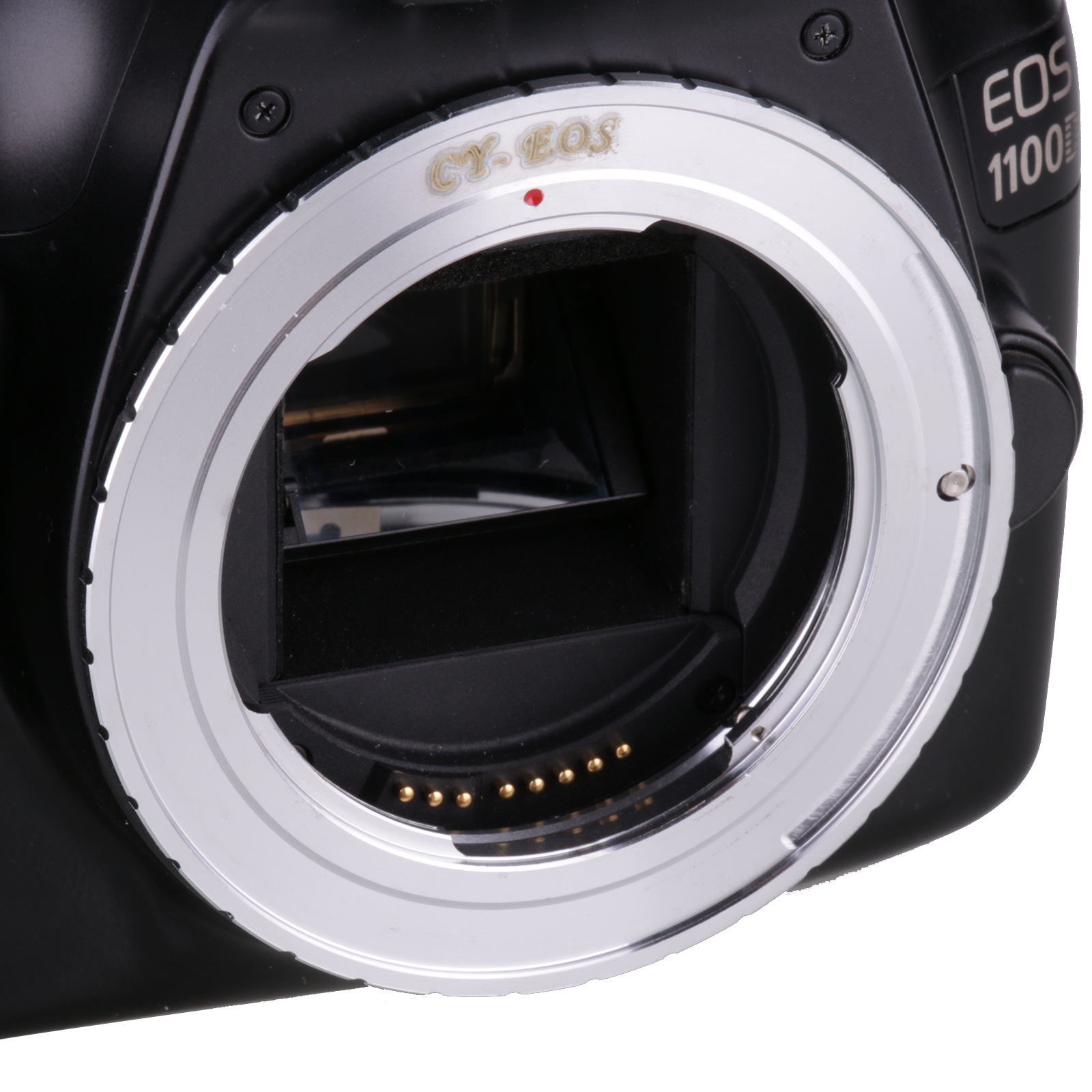 CY-EOS Comfirm C/Y CY Contax Yashica Lens To EF Adapter Ring For EOS EF 60D 40D 50D 550D 600D DSLR Camera