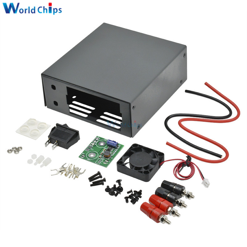 DP30V5A//DP50V5A//DPS5015//DPS5020 LCD Digital Programmable Power Supply Shell Kit