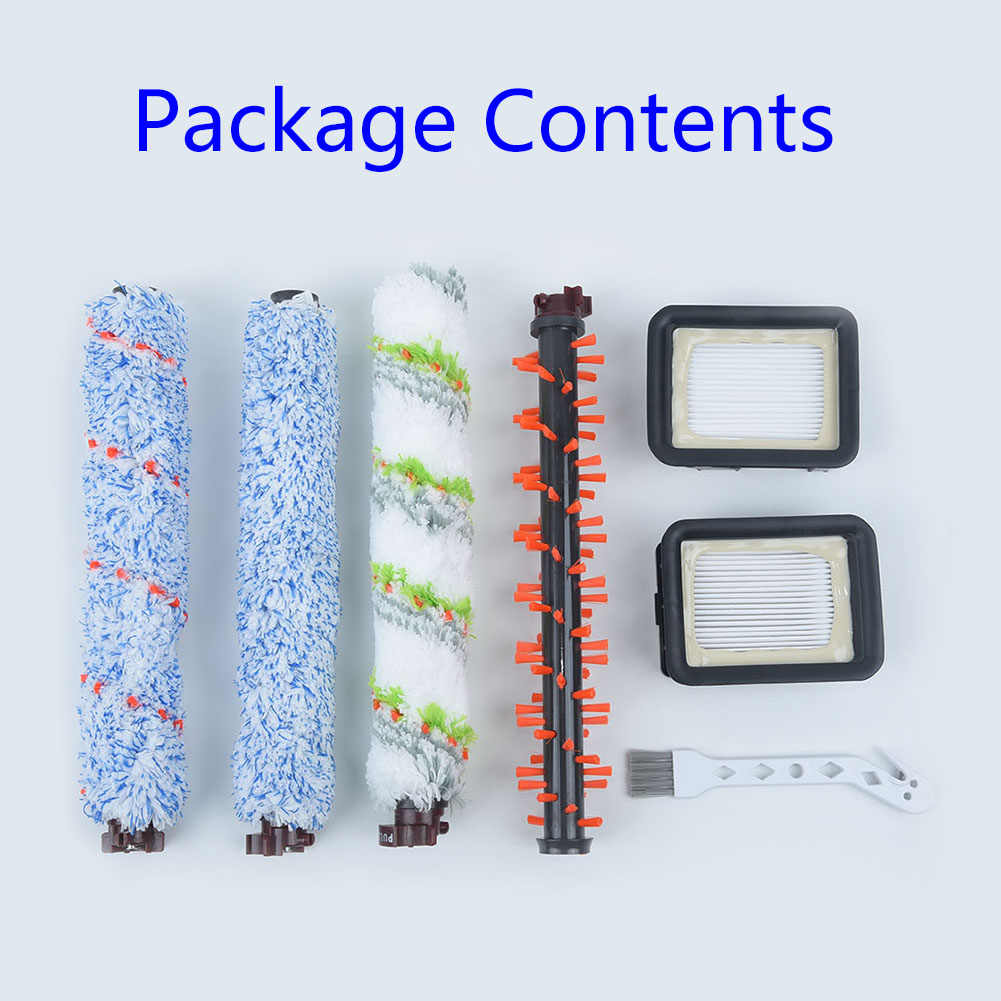 For Bissell Crosswave Vacuum Parts Filters Brushes Roller Kits Cleaning Brushes