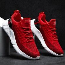 Sneakers Men's Summer Shoes 2019 New Plus Size 39-46 Comfort