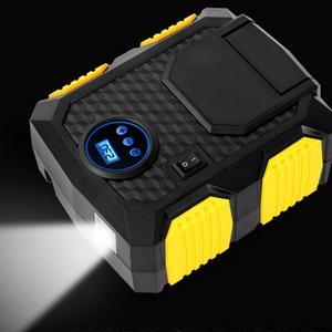 Image 3 - Gonfleur de pneu numérique DC 12 volts voiture Portable compresseur dair pompe 150 PSI voiture compresseur dair pour voiture vélos motos