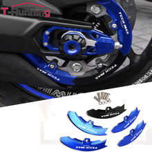 2020 NEW Arrival Motorcycle Accessories CNC Transmission Belt Pulley Protector Guard Cover For Yamaha Tmax560 Tech Max TMAX 560