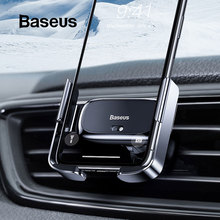 Baseus Smart Electic Car Holder For iPhone X Xs Xr