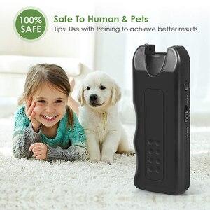 Image 2 - Benesaw ultradźwiękowy odstraszacz psów skuteczny anty kora pies odstraszający zachowanie zwierząt domowych trening bezpieczny Stop Barking kontrola urządzenia