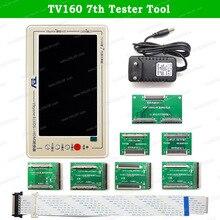 TV160 7th 6th جيل من LVDS بدوره محول VGA مع عرض LCD/LED التلفزيون اللوحة اختبار اللوحة الرئيسية
