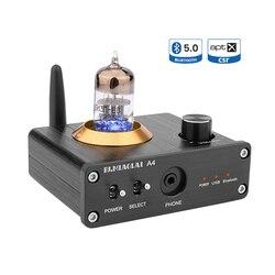 AIYIMA Buffer HiFi 6J5 (aktualizacja 6J1) Bluetooth 4.2 5.0 przedwzmacniacz rurowy wzmacniacz stereofoniczny z regulacją tonów wysokich