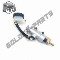 master cylinder/foot brake parts brake pump/PEDAL BRAKE of 500cc X5/X6 600 625 ATV brake system parts no. 9010 080400 BUGGY