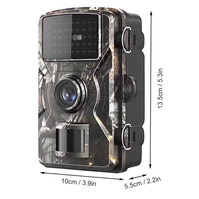 New 12MP 1080P Trail Hunting Camera Wildcamera Wild Surveillance 2''TFT Night Vision Wildlife Scouting Cameras Photo Traps Track 2