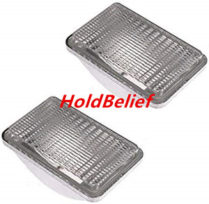 2 Pieces Rear Backup Light 6661353 for Bobcat Skid Steer Loader 553 751 753 773 863 864 883 963 A220 A300 A770 S100 S185 S220