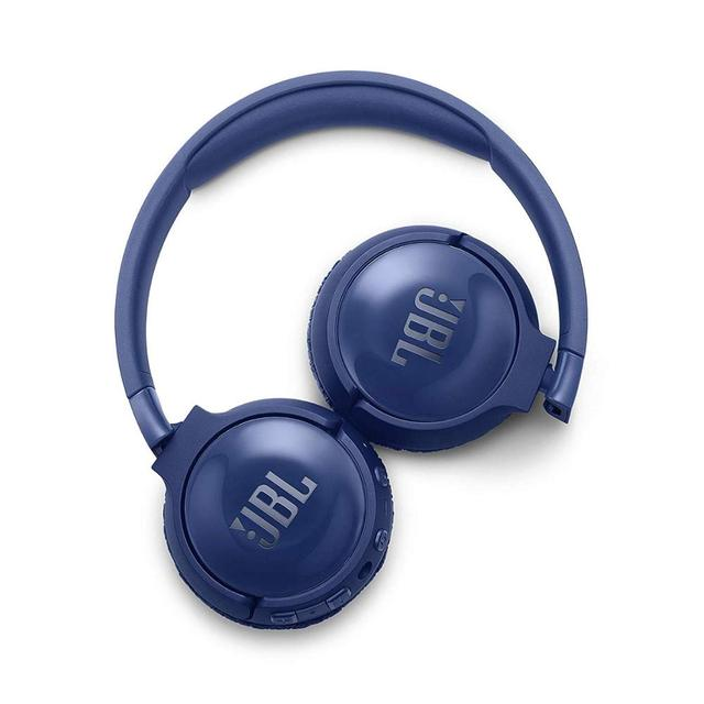 JBL T600BTNC Noise Cancelling Wireless Bluetooth Headphone Gaming Sports Foldable Headset Pure Bass Sound Handsfree with Mic Electronics Wireless Earphones