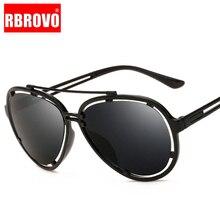 RBROVO 2020 Pilot Color Film Sunglasses Women Top B
