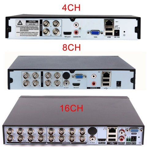 h264 hibrido 5 megapixel nvr gravador de