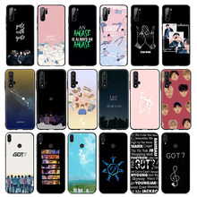 GOT7 Got7 Jackson wang Zachte Siliconen Case voor Huawei Honor 10 9X9 8 8X Lite 7X 7C 7A 6A voor Honor Note 10(China)