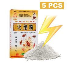 Eliminate-Powder Cockroach Drug Bait Insecticide Bugs Pest-Control Poison Killer Kitchen