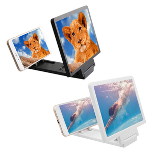 F1 8.2 inch HD Phone Screen Magnifier 3D Phone Screen Amplifier Enlarger