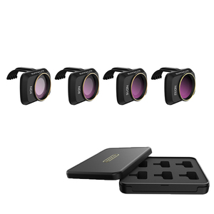 Image 1 - 4 in1 ND Filters ND4 + ND8 + ND16 + ND32 mavic mini drone Filter kit voor dji mavic mini drone Accessoires