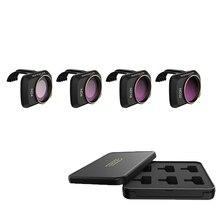 4 in1 ND Filtri ND4 + ND8 + ND16 + ND32 mavic mini drone Filtro kit per dji mavic mini drone Accessori