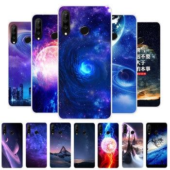 Перейти на Алиэкспресс и купить Чехол для Huawei P30 Lite 2020, чехол, чехол для телефона из мягкого ТПУ, чехол для Huawei P30 Lite, новое издание, силиконовые чехлы, Coque P 30 lite