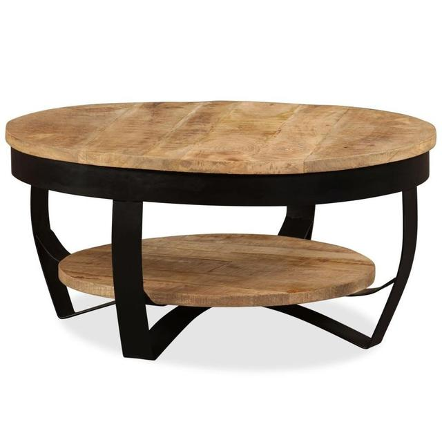 Industrial Coffee Side Table  2