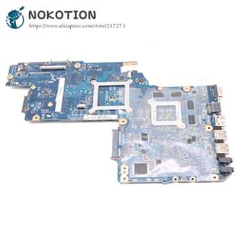 NOKOTION Brand New H000052580 Main Board For Toshiba Satellite C850 L850 15.6 screen Laptop Motherboard HD7670M+HD4000 DDR3