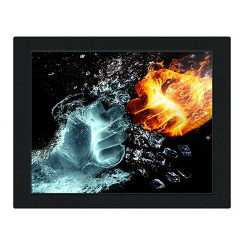 15/17/19 inch open frame industrial all in one computer touch screen panel pc