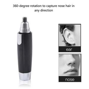 Nose-Hair-Trimmer Shaver Beauty Face-Care Electric for Men Women Ear Portable Travel