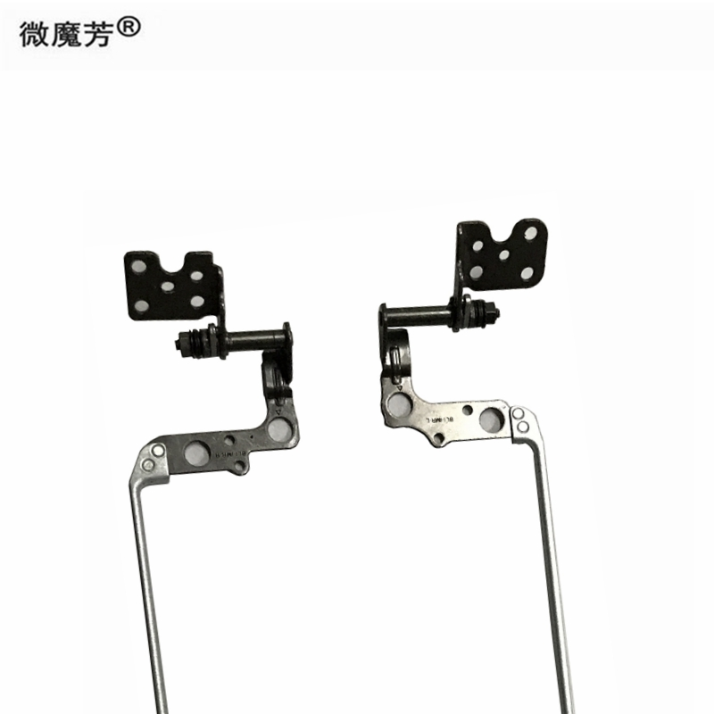 Laptops Replacements LCD Hinges Fit For Toshiba Satellite L50 L55 L50-B L55-B L55D-B L55T-B LCD Screen Hinge Laptop hinges for N 2