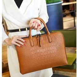 Женская Повседневная сумка Totes13 14 дюймов для ноутбука, Офисная сумка для дам, портфели для женщин, менеджер, деловой женский портфель, кожана...