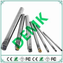 Механические токарные станки твердосплавные расточные инструменты, SCLCR для CCMT/CCGT лезвия малого диаметра токарные, ударопрочные, внутренние токарные инструменты