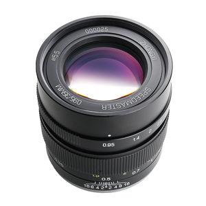 Image 2 - Mitakon Zhongyi Speedmaster 35Mm F/0.95 Mark Ii Lens Voor Fujifilm Xf X Pro2 T2 T3/ Canon EF M Eos M M6/ Sony E A6300/Mft M4/3