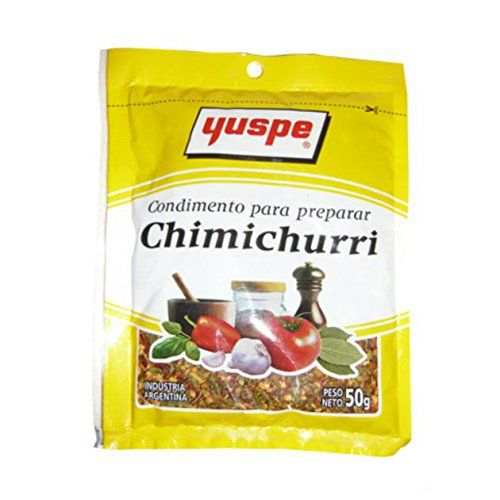 Chimichurri 50g Yuspe South American Condiment