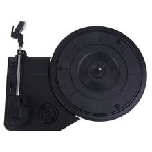 28cm Turntable Automatic Arm Return Record Player Gramophone For Lp Vinyl Record K3KE