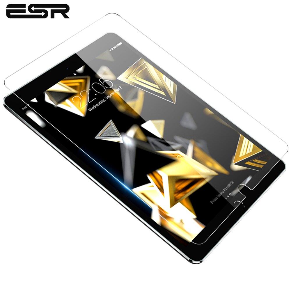 2pcs/lot ESR Tempered Glass For IPad Mini 5/iPad Mini 4 Screen Protector 9H Hardness HD Clear Glass Film For IPad Mini 5 2019