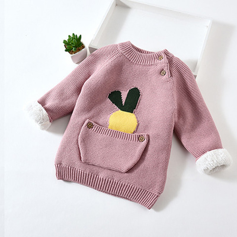 ienens bebe meninos meninas camisolas quentes roupas 01